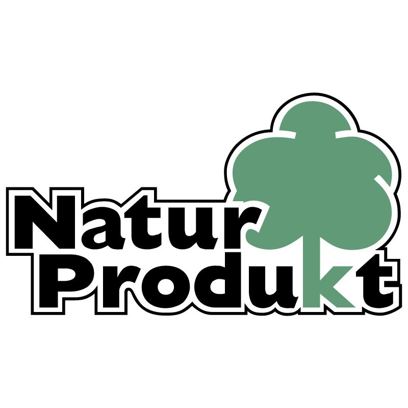 Natur Produkt vector logo