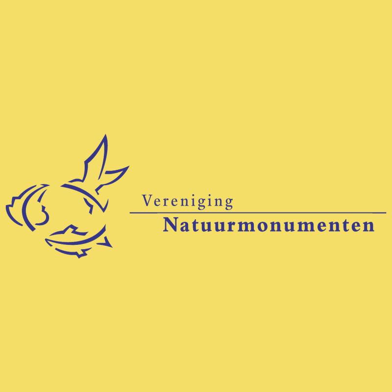 Natuurmonumenten vector