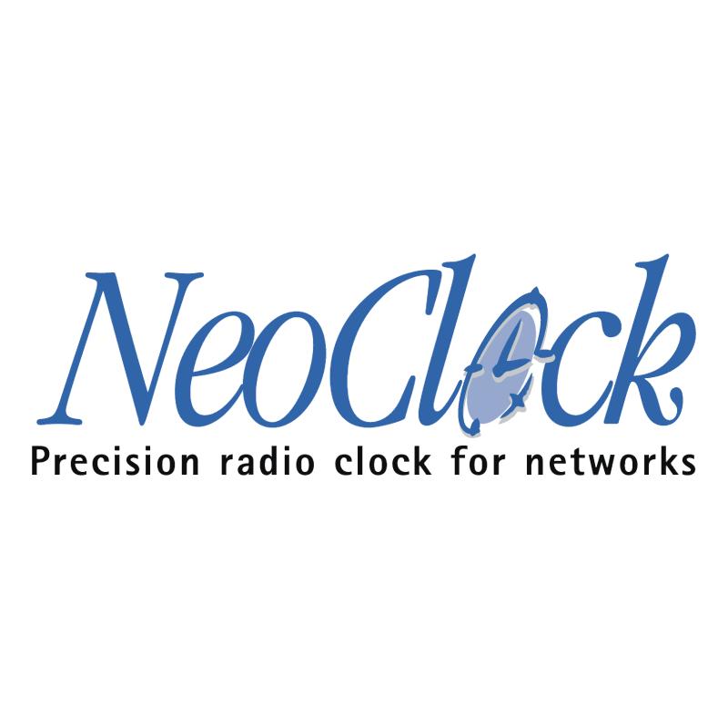 NeoClock vector