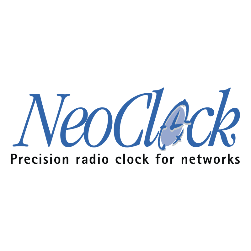 NeoClock vector logo