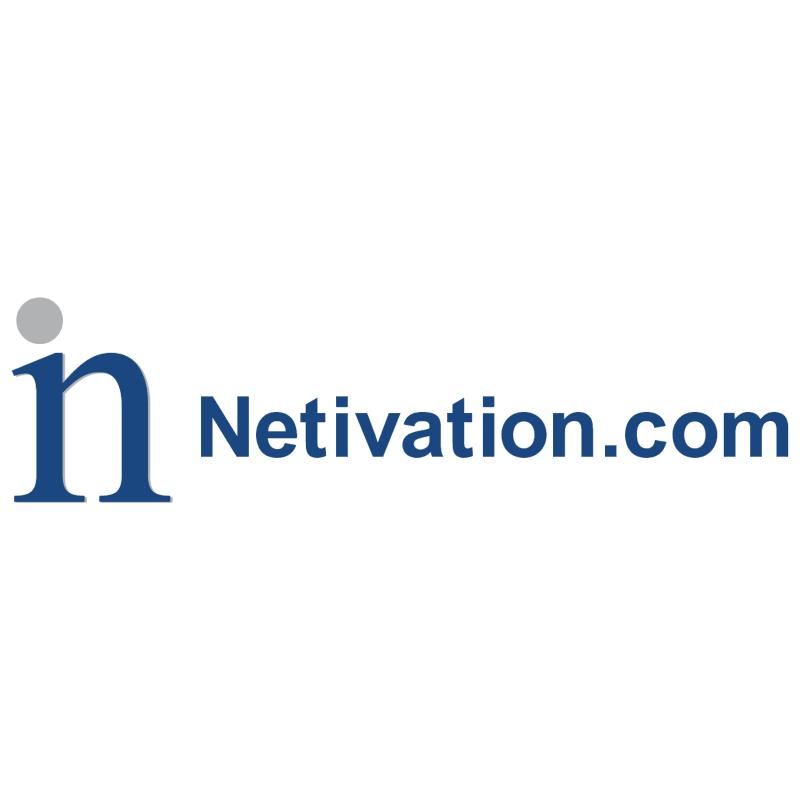 Netivation com vector