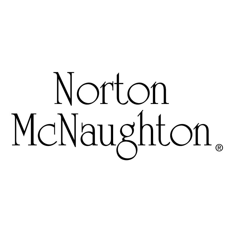 Norton McNaughton vector logo