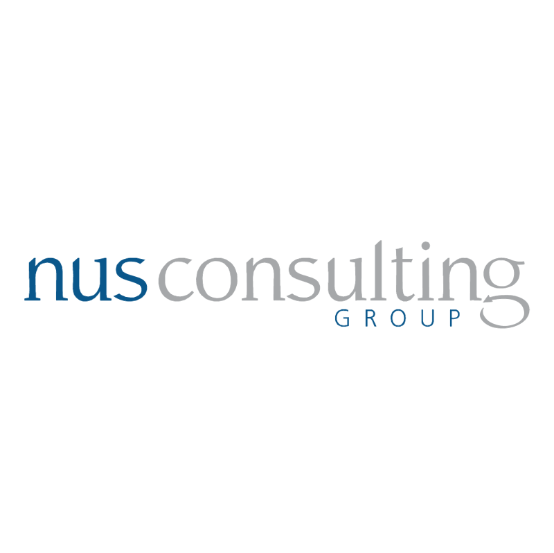 Nus Consulting vector logo