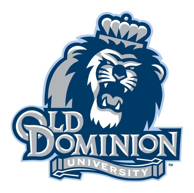 Old Dominion Monarchs vector logo