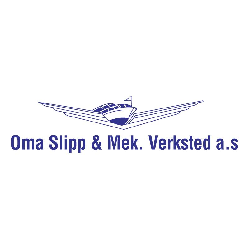 Oma Slipp & Mek Verksted AS vector