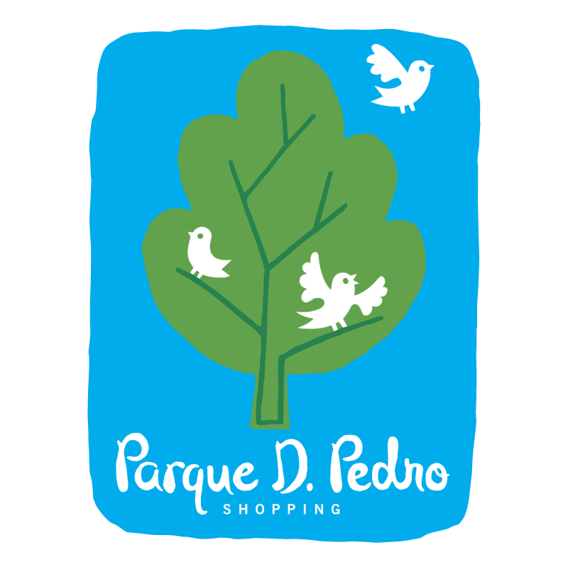 Parque D Pedro vector