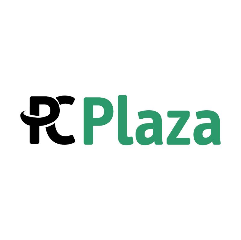 PC Plaza vector logo