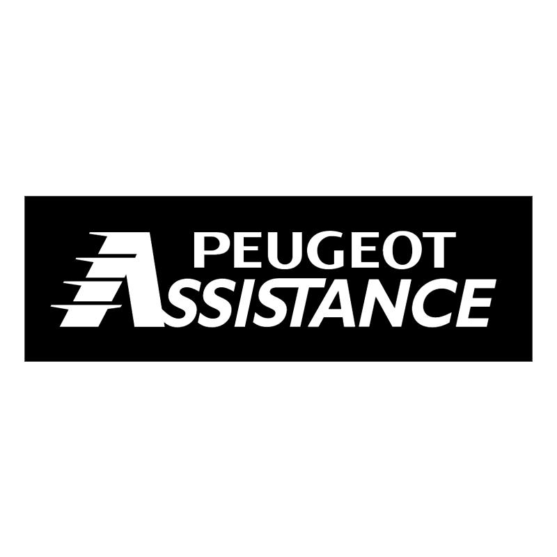 Peugeot Assistance vector