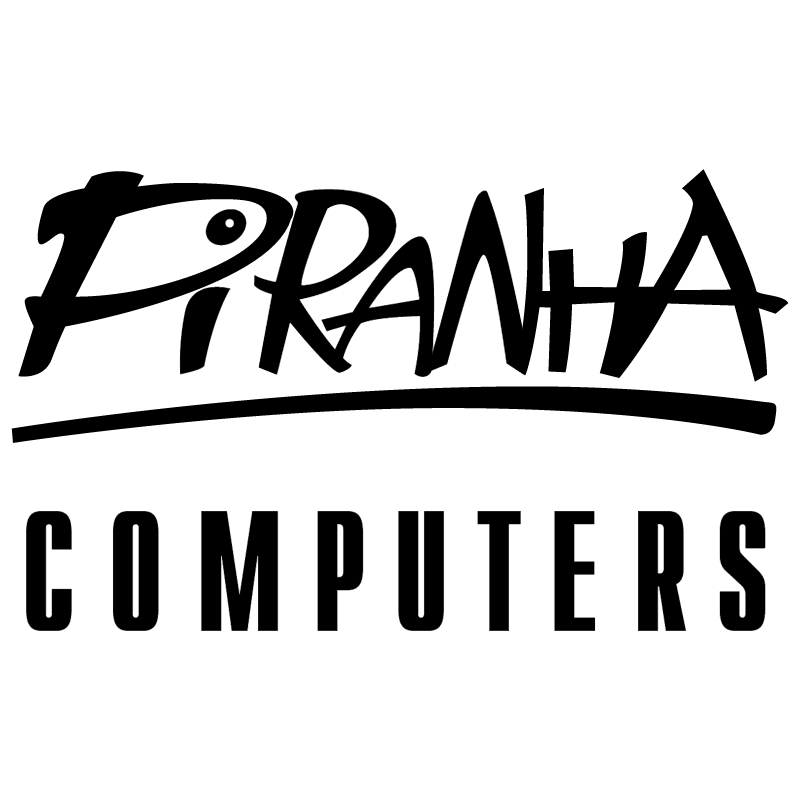 Piranha Computers vector