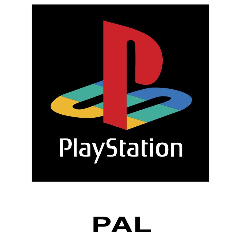 Playstation PAL vector