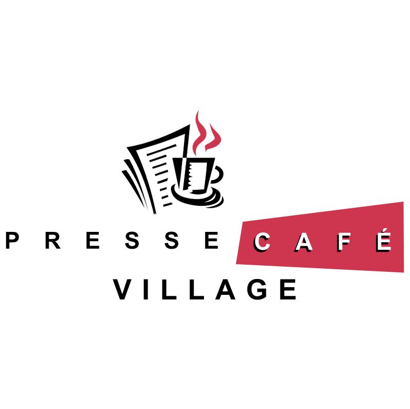 Presse Cafe vector