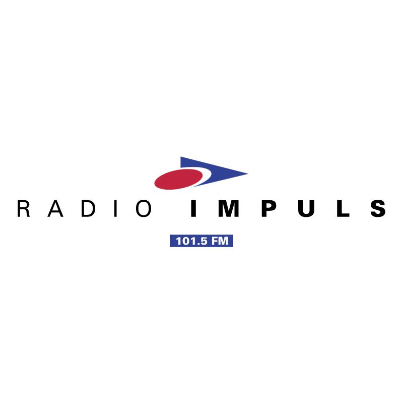 Radio Impuls vector