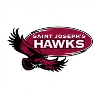 Saint Joseph's Hawks vector