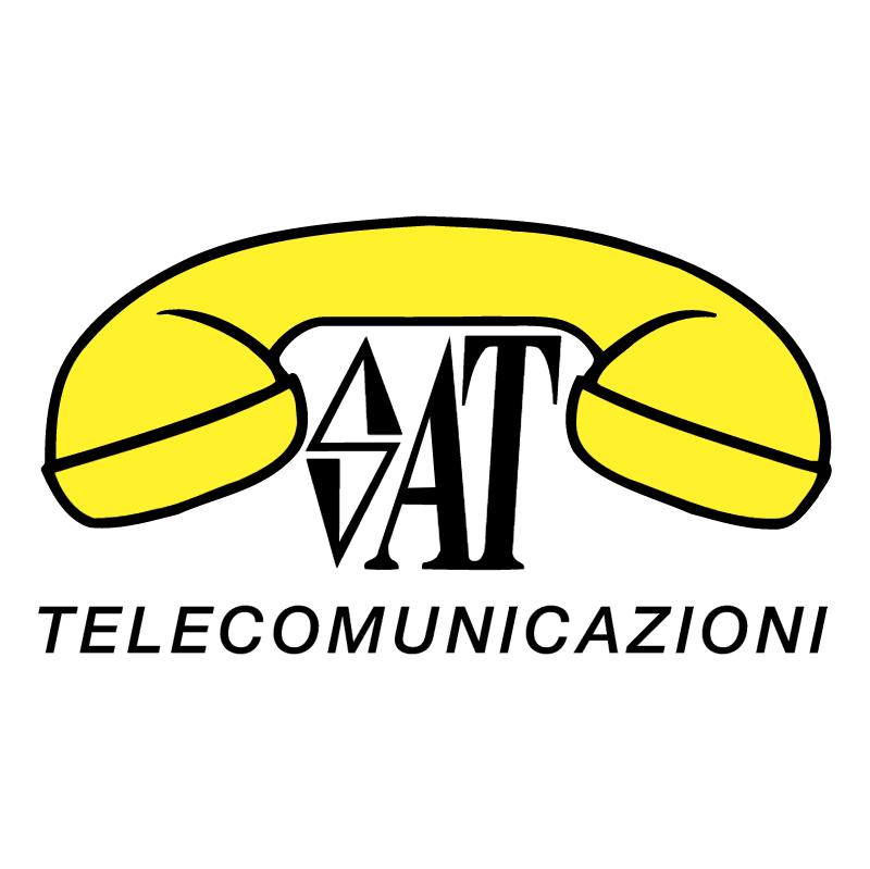SAT Telecomunicazioni vector