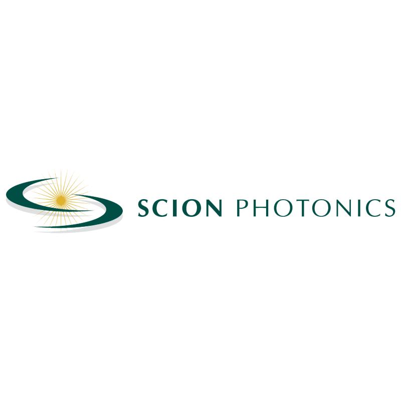 Scion Photonics vector logo