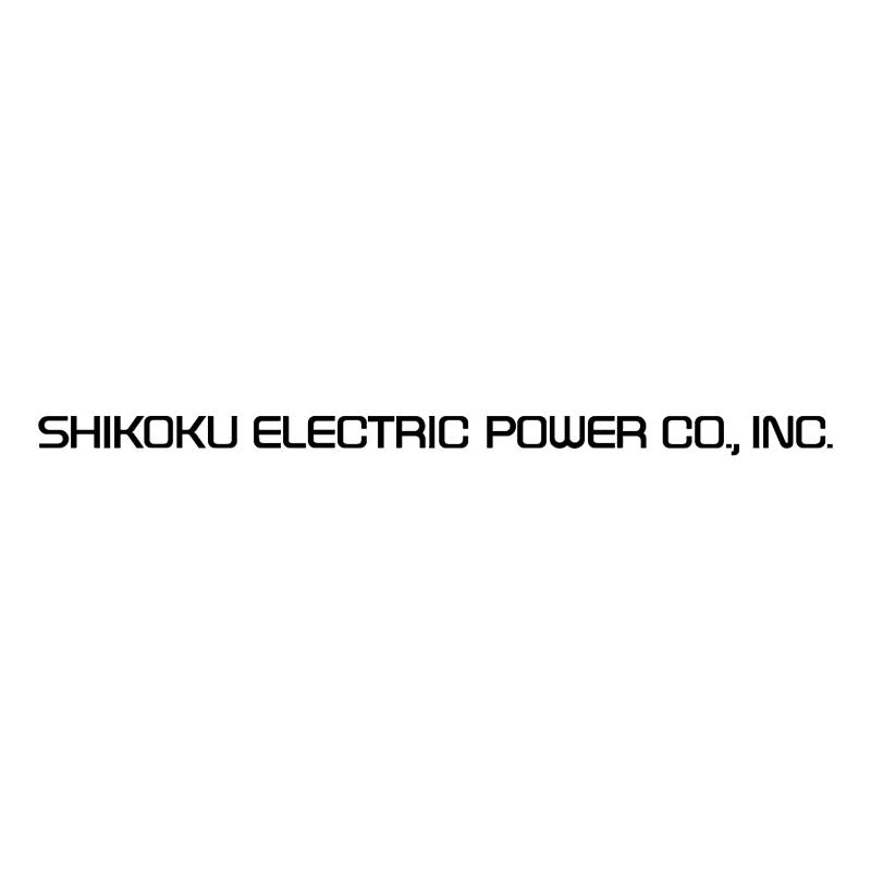 Shikoku Electric Power vector logo