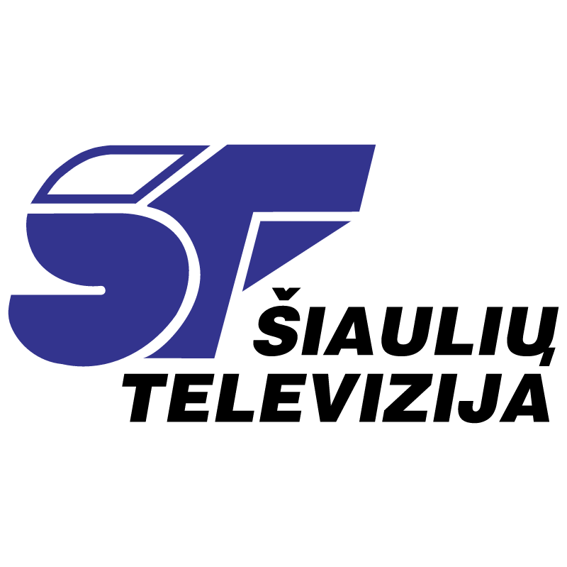 Siauliu Televizija vector