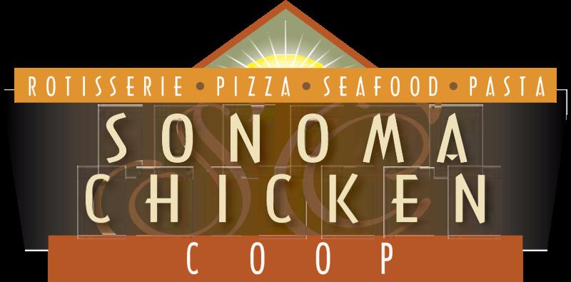 Sonoma Chicken Coop vector