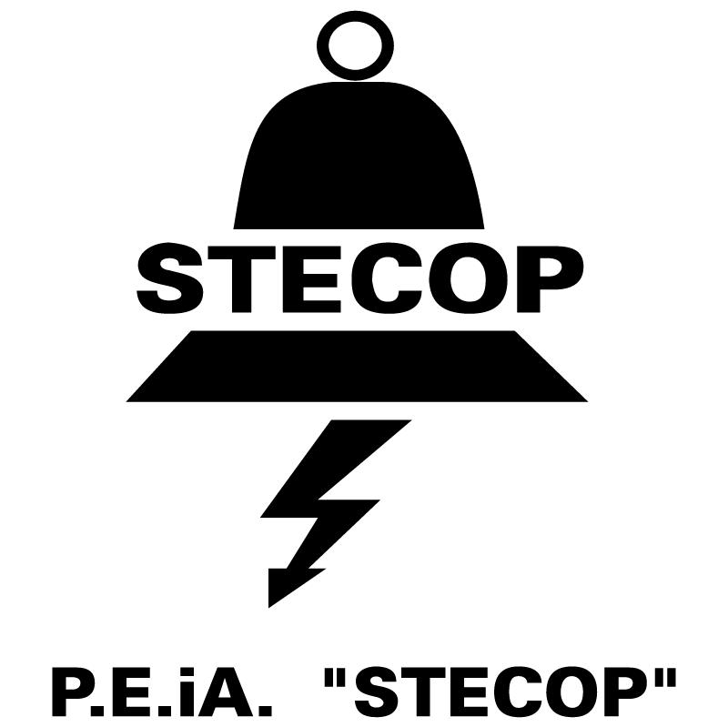 Stecop vector logo