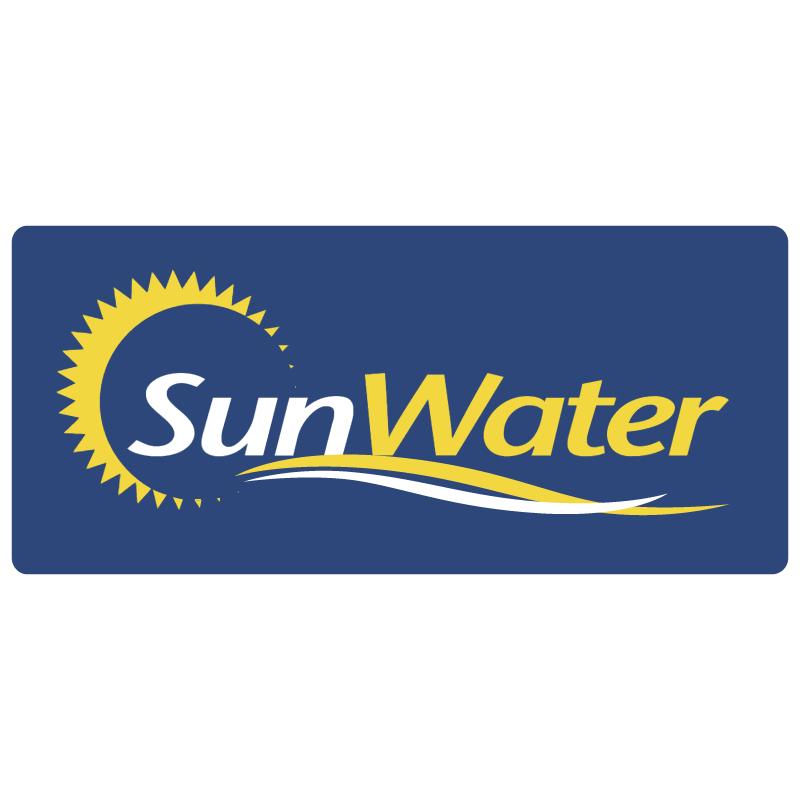 SunWater vector