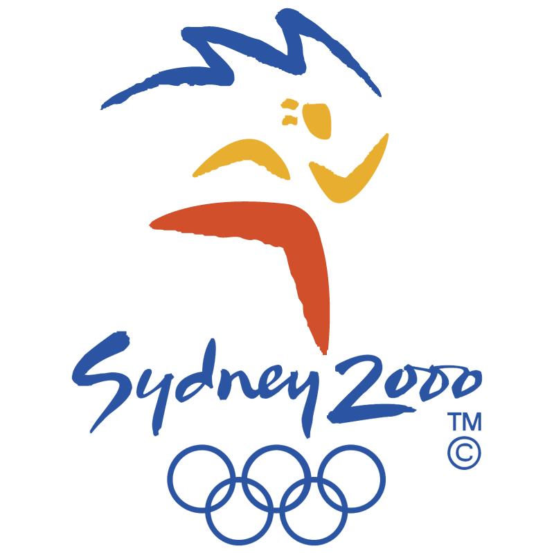 Sydney 2000 vector