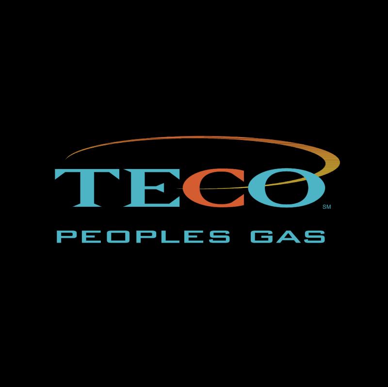 Teco Peoples Gas vector