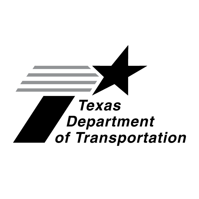 Texas Department of Transportation vector