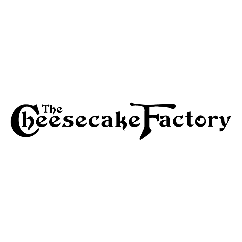 The Chessecake Factory vector