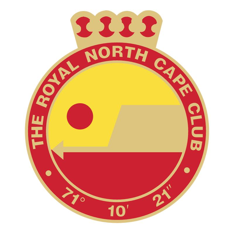 The Royal North Cape Club vector