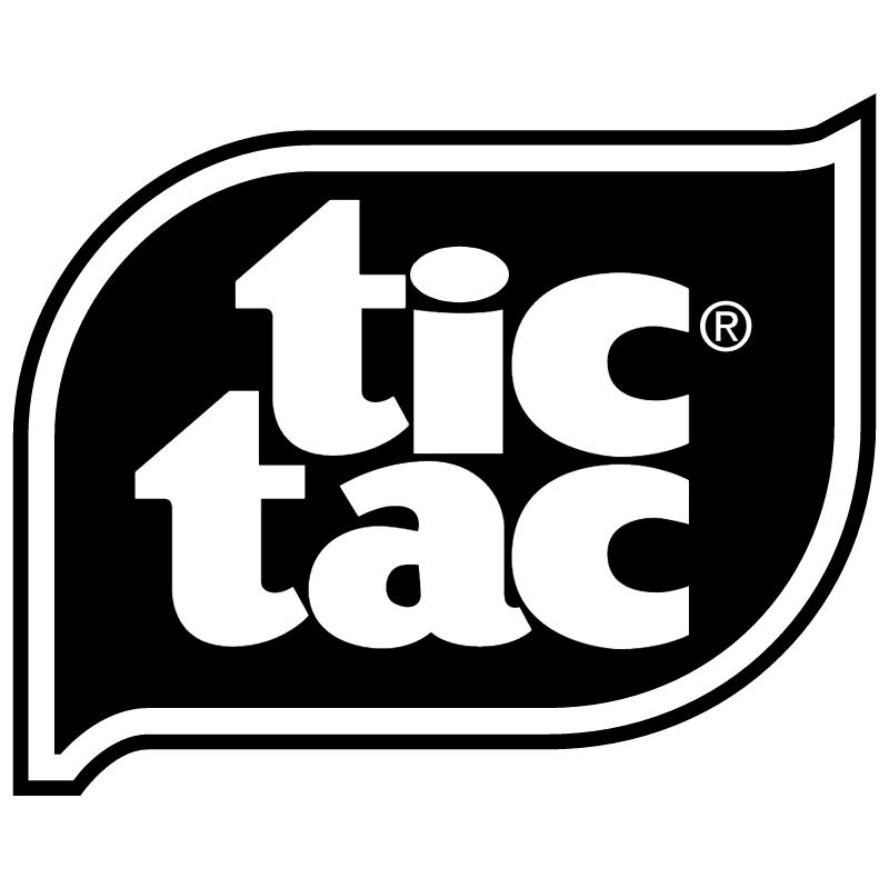 Tic Tac vector