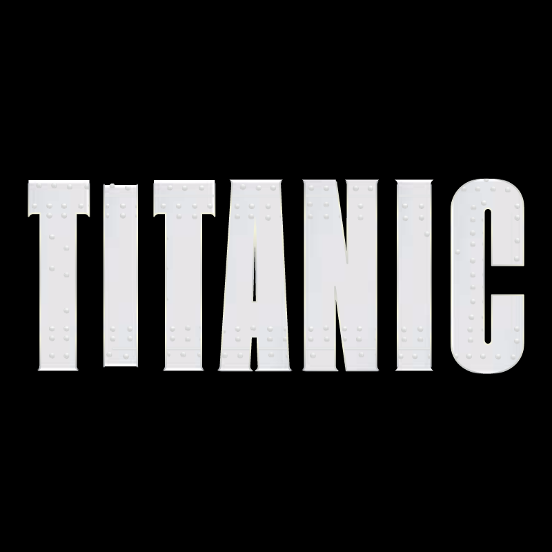 Titanic vector