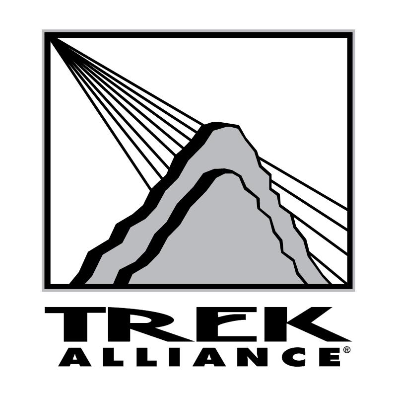 Trek Alliance vector