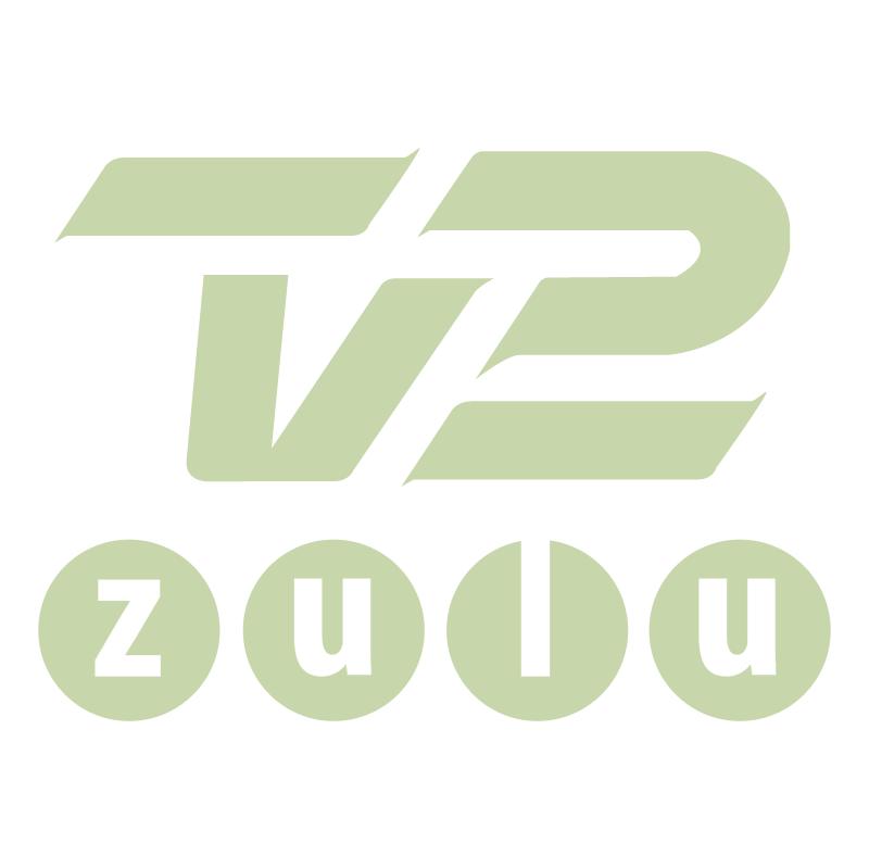 TV 2 Zulu vector logo