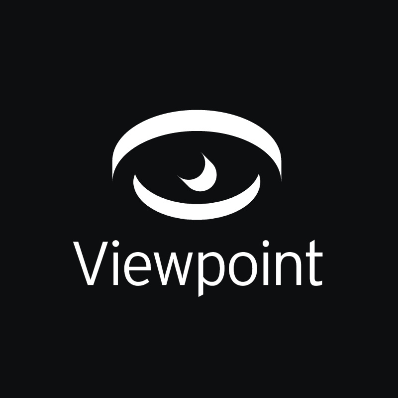 Viewpoint vector logo