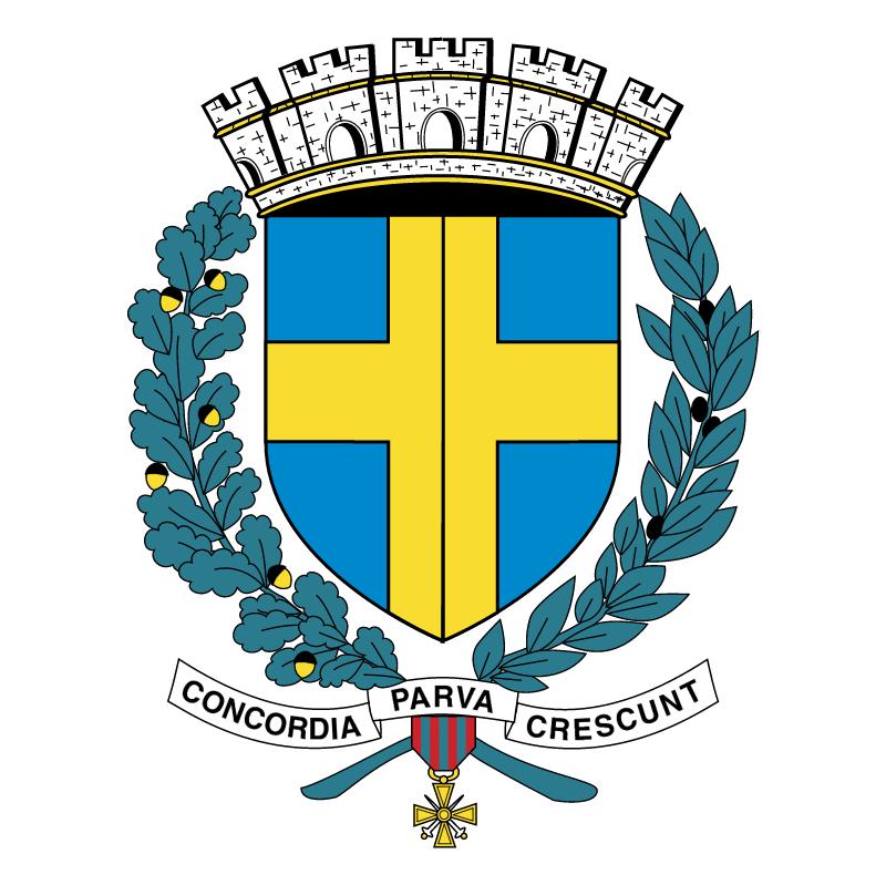 Ville de Toulon vector logo
