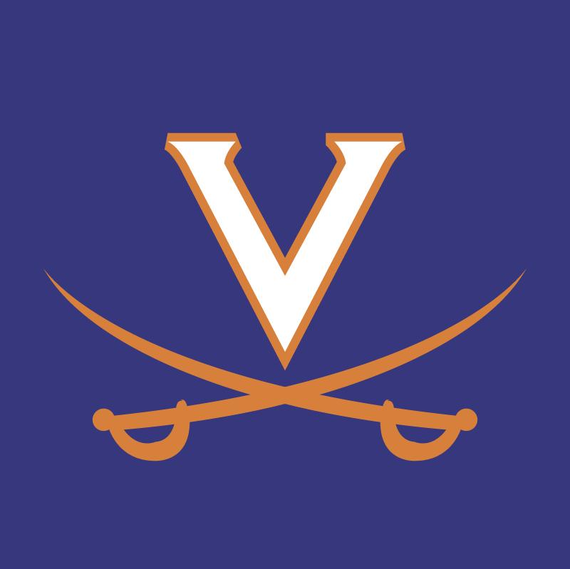 Virginia Cavaliers vector