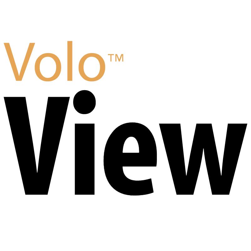 Volo View vector