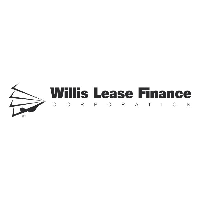 Willis Lease Finance vector