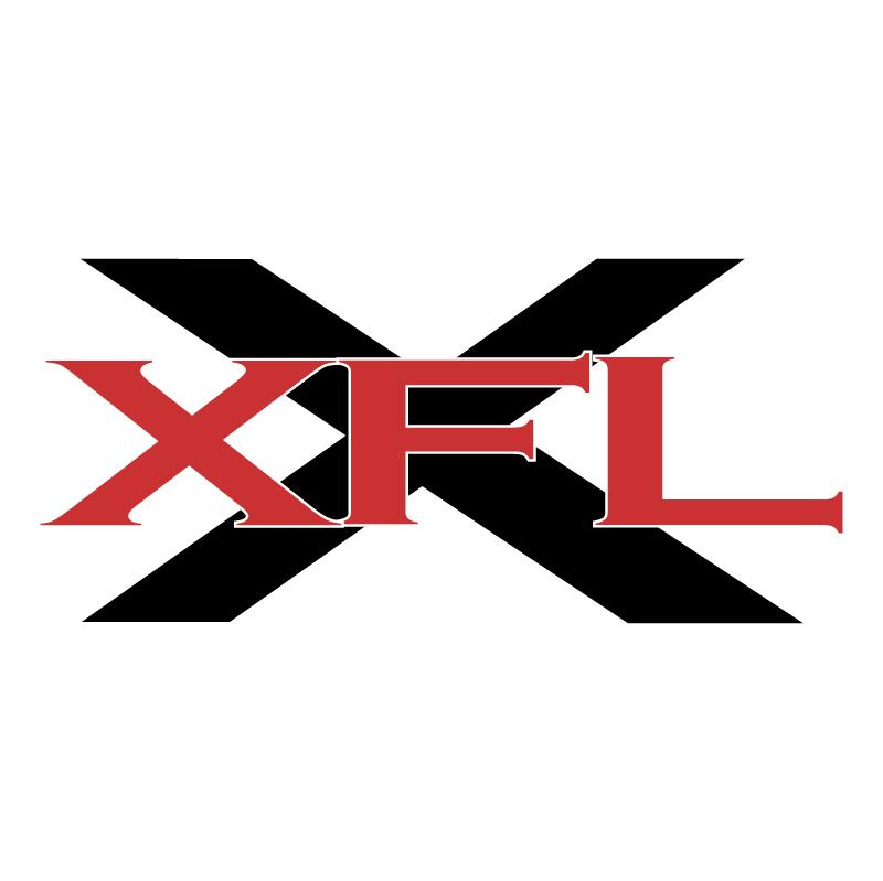 XFL vector logo