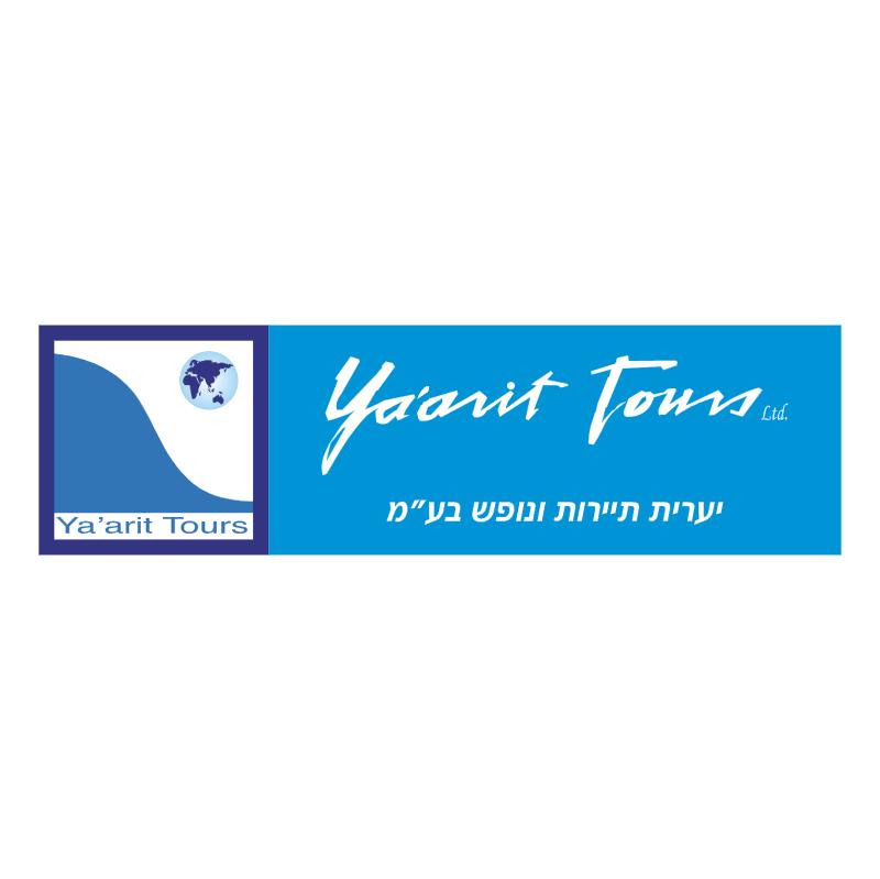 Yaarit Tours vector