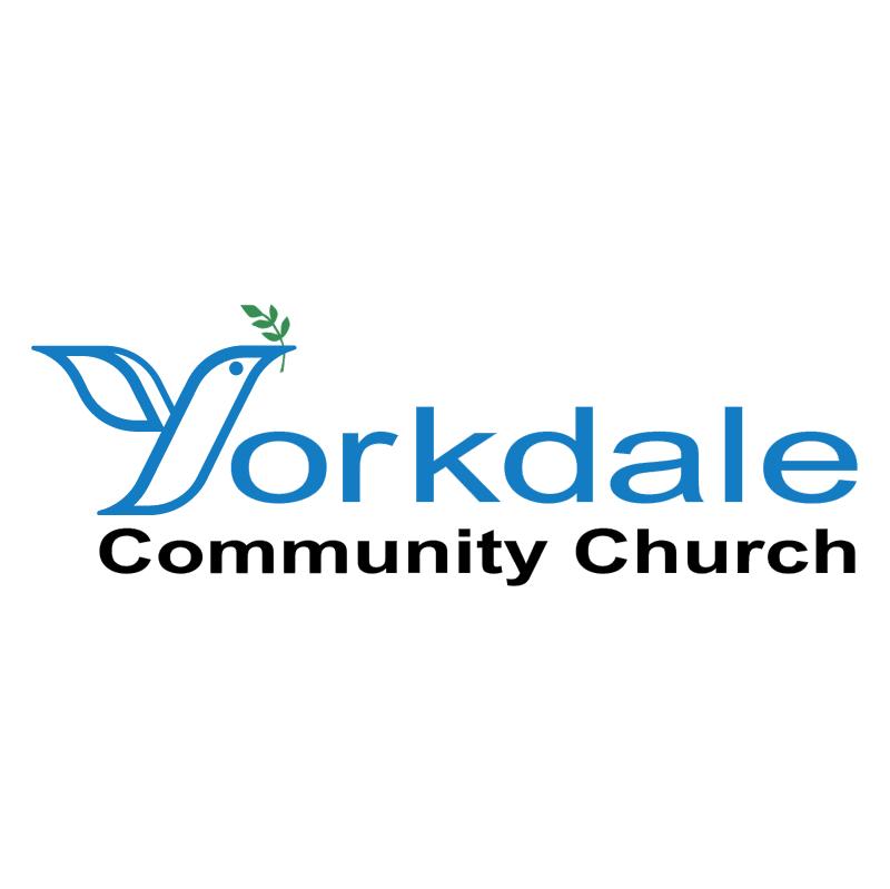 Yorkdale Community Church vector logo