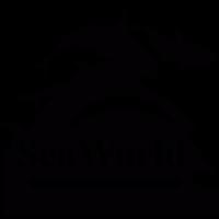 Sea World Theme park vector