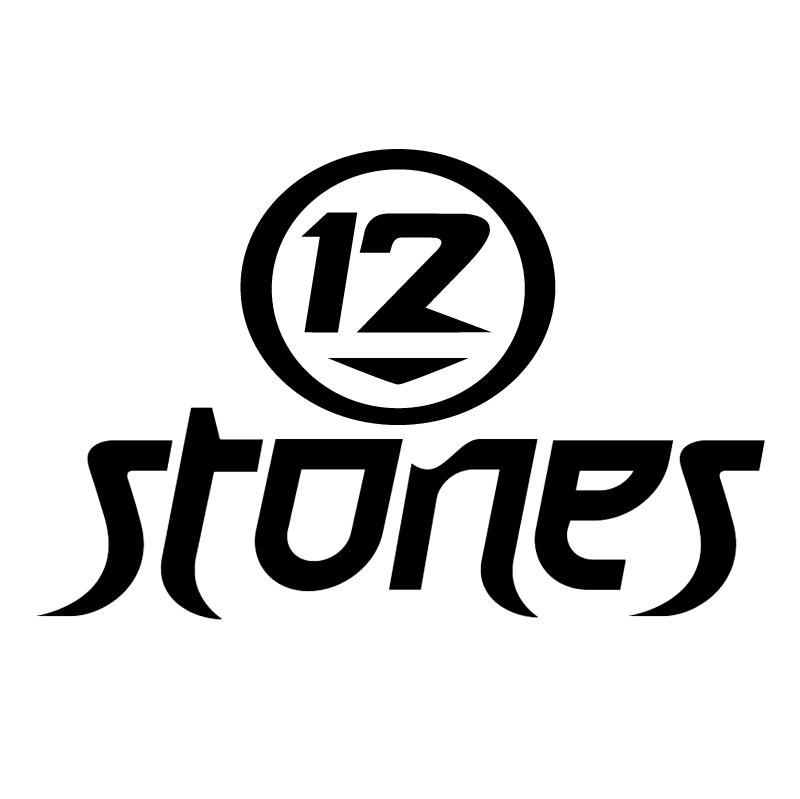 12 Stones vector