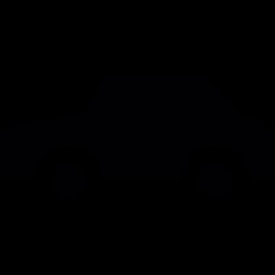 Long Car vector logo