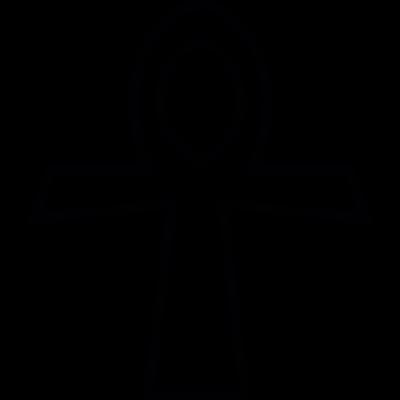 Ankh, IOS 7 interface symbol vector logo