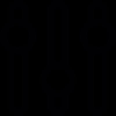 Parameters vector logo
