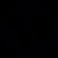 Geographic Globe vector