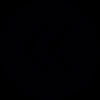 Backward Arrow vector