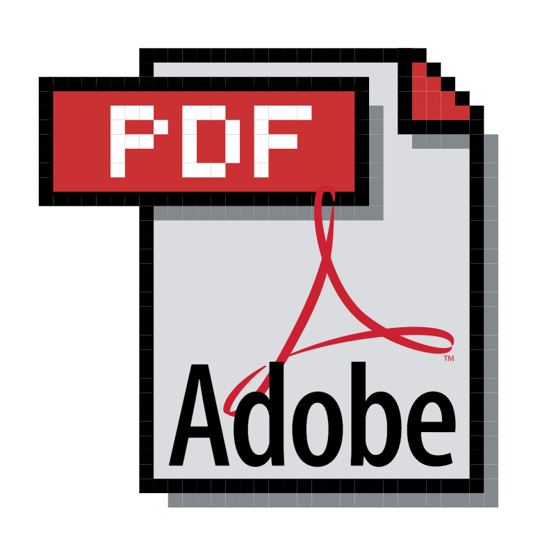 Adobe PDF vector