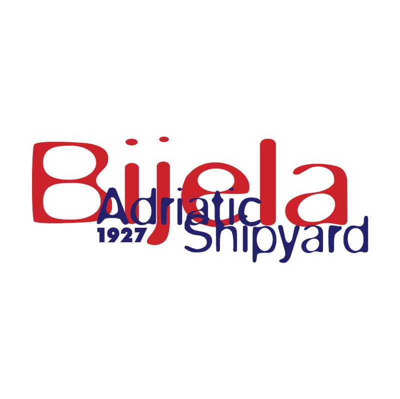Adriatic Shipyard Bijela vector